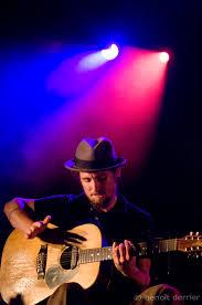 John Butler en concierto