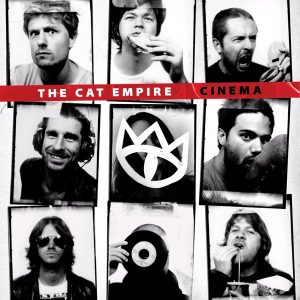 Portada de Cinema de The Cat Empire