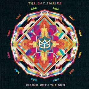 Portada de Rising With The Sun de The Cat Empire