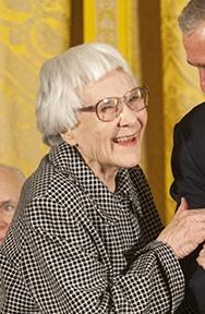 Harper Lee en 2007