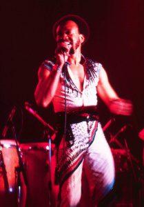 Maurice White en 1982