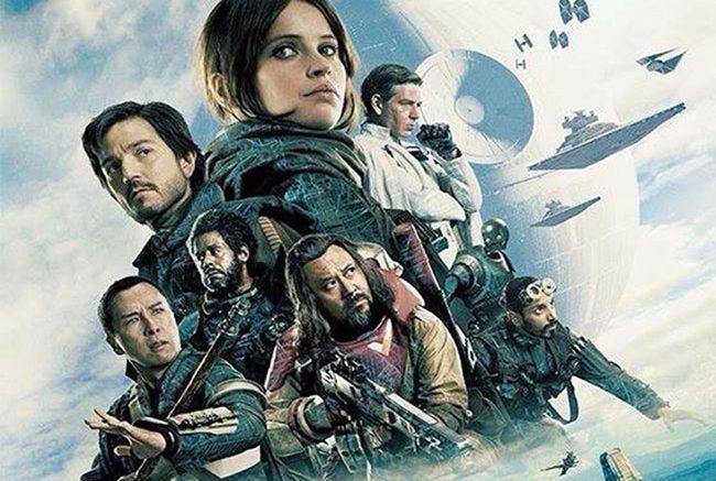 Rogue One, una historia de Star Wars