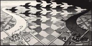 Escher en el Palacio de Gaviria