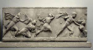 Los antiguos griegos en Caixa Forum