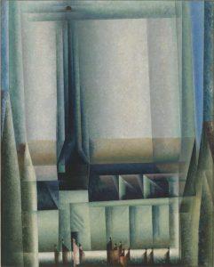 Lyonel Feininger en Fundación Juan March