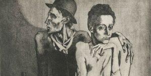 Picasso Lautrec en Museo Thyssen-Bornemisza