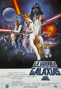 La guerras de las galaxias