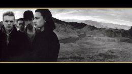 Portada de The Joshua Tree de U2