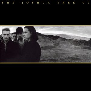 Portada de The Joshua Tree de U2