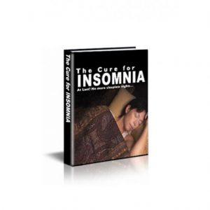Tratamiento contra el insomnio