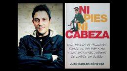 Entrevista a Juan Carlos Córdoba, autor de Ni pies ni cabeza