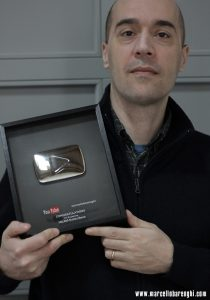 Premio de Youtube de Marcello Barenghi
