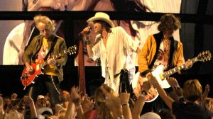 Aerosmith, en directo