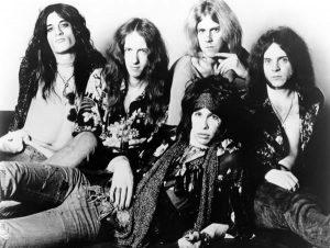 Aerosmith, en los 70