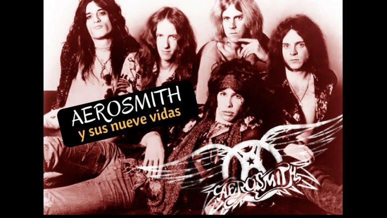 Aerosmith y sus nueve vidas. Gracias y... Aero-Vederci, Baby!