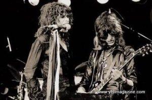 Concierto de Aerosmith de 1977