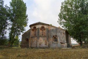 Ermita de Santa Coloma, en Albendiego. Fotografía de Rober f García.