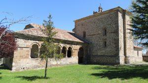 Iglesia de San Bartolomé, en Atienza.