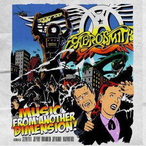 Music From Another Dimension (2012), de Aerosmith