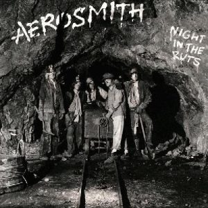 Night In The Ruts (1979), de Aerosmith