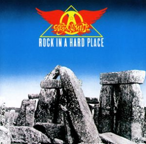 Rock In A Hard Place (1982), de Aerosmith