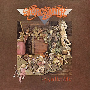 Toys In The Attic (1975), de Aerosmith