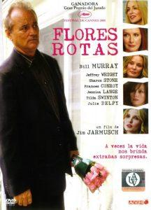 Flores rotas
