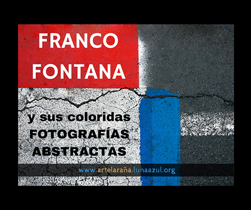 Franco Fontana y sus coloridas fotografías abstractas