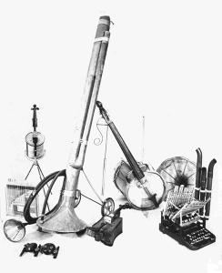 Instrumentos informales de Les Luthiers