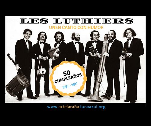 Les Luthiers, unen canto con humor