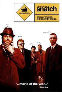Snatch, cerdos y diamantes, de Guy Ritchie