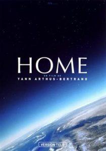 Cartel de Home, de Yann Arthus-Bertrand.