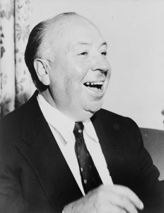 Alfred Hitchcock (El extraño sueño en el que grandes directores de cine me daban consejos)