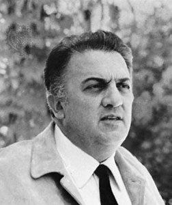 Federico Fellini (El extraño sueño en el que grandes directores de cine me daban consejos)
