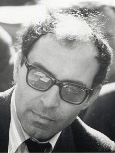 Jean-Luc Godard (Berkeley, 1968) (El extraño sueño en el que grandes directores de cine me daban consejos)