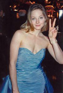 Jodie Foster (1989) (El extraño sueño en el que grandes directores de cine me daban consejos)