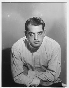 Luis Buñuel, fotografía de Man Ray (El extraño sueño en el que grandes directores de cine me daban consejos)