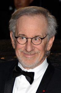 Steven Spielberg (Cannes, 2013) (El extraño sueño en el que grandes directores de cine me daban consejos)