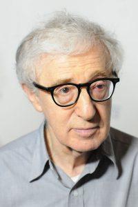 Woody Allen, fotografía de Adam Bielawski (2015) (El extraño sueño en el que grandes directores de cine me daban consejos)